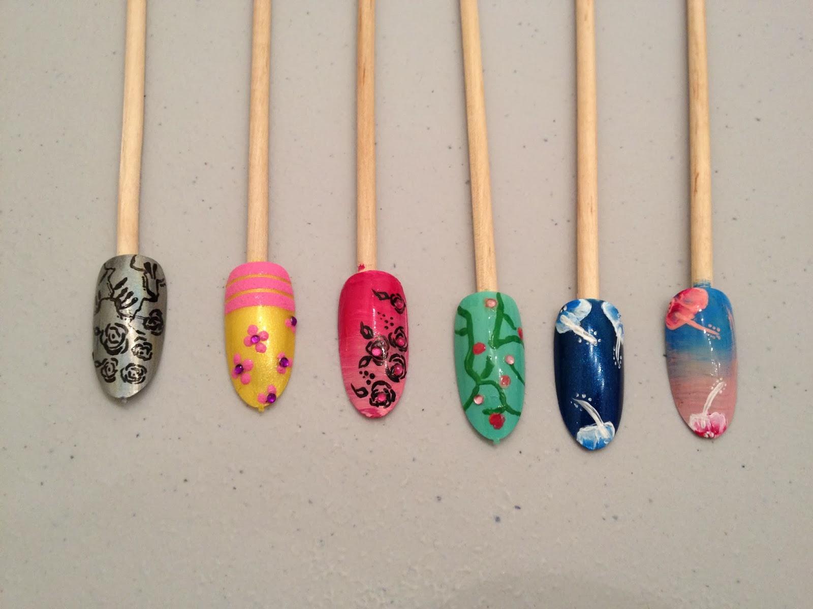 Ateliers nail art Décembre et Janvier26