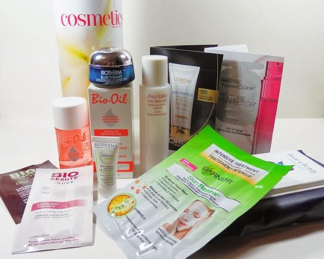 October 2013 Topbox Cosmetics Magazine
