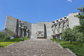 The Park Monument of the Bulgarian-Soviet Friendship, Varna, Bulgaria