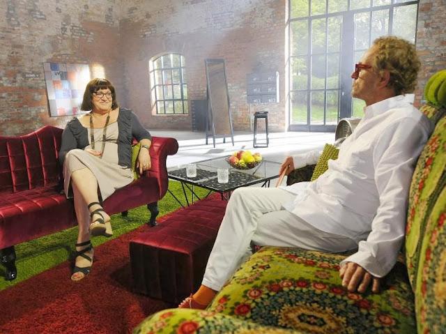 post-industrial interior, tv show set design, brick wall