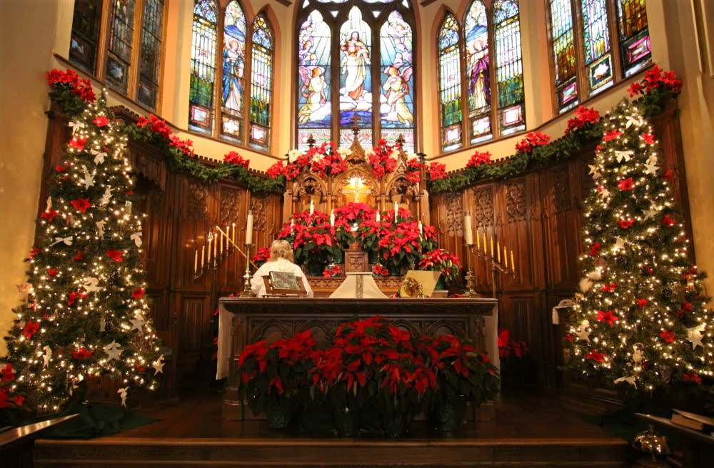 Decorating Ideas > Robertas Random Ramblings  Art  Assemblages  And  ~ 092859_Christmas Decoration For Church
