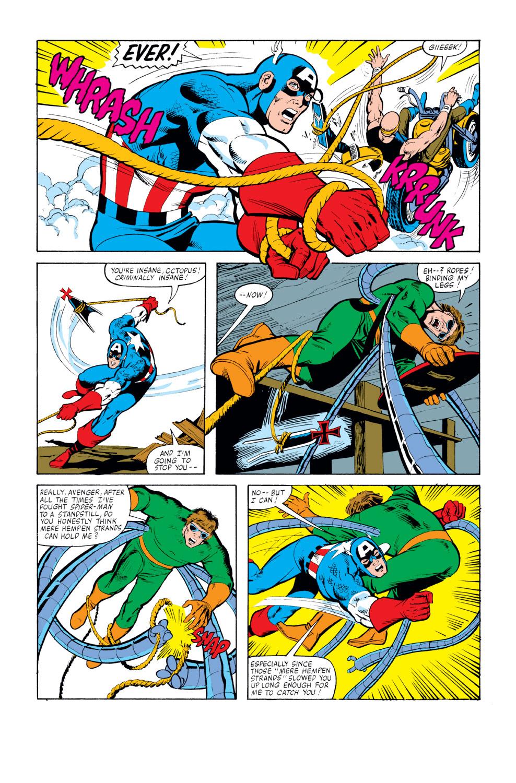 Captain America (1968) Issue #259 #174 - English 14