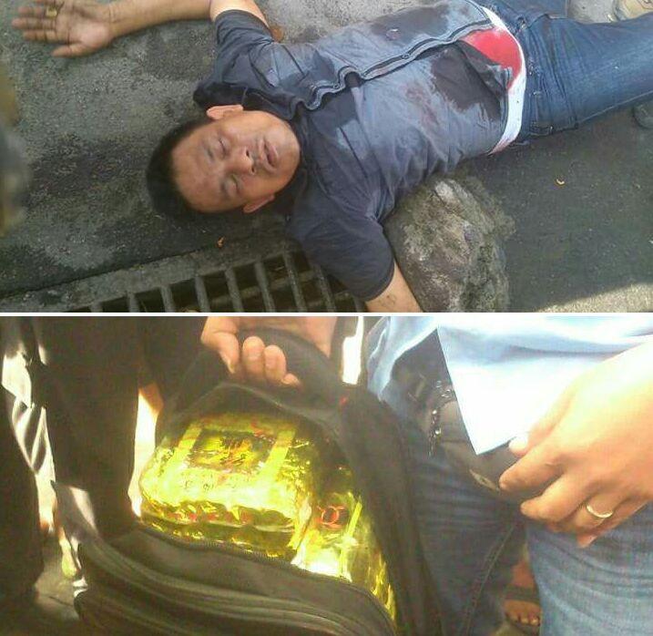 15 Kg Sabu, Bandar Narkoba Tewas Ditembak