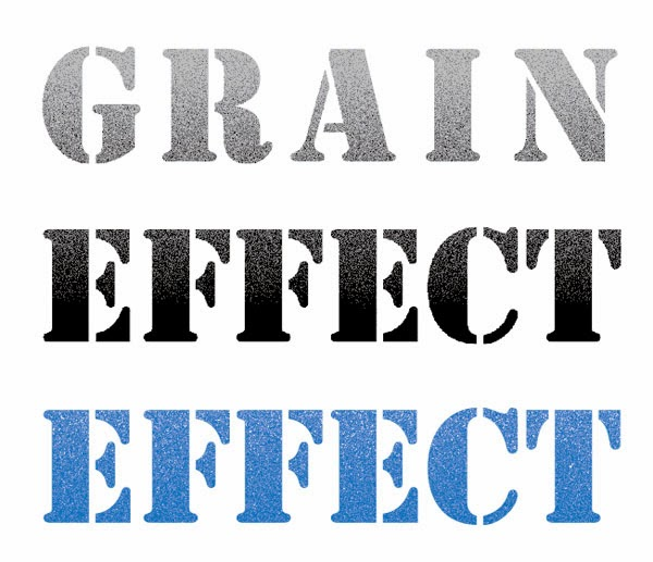 Grain Effect In Illustrator - How To