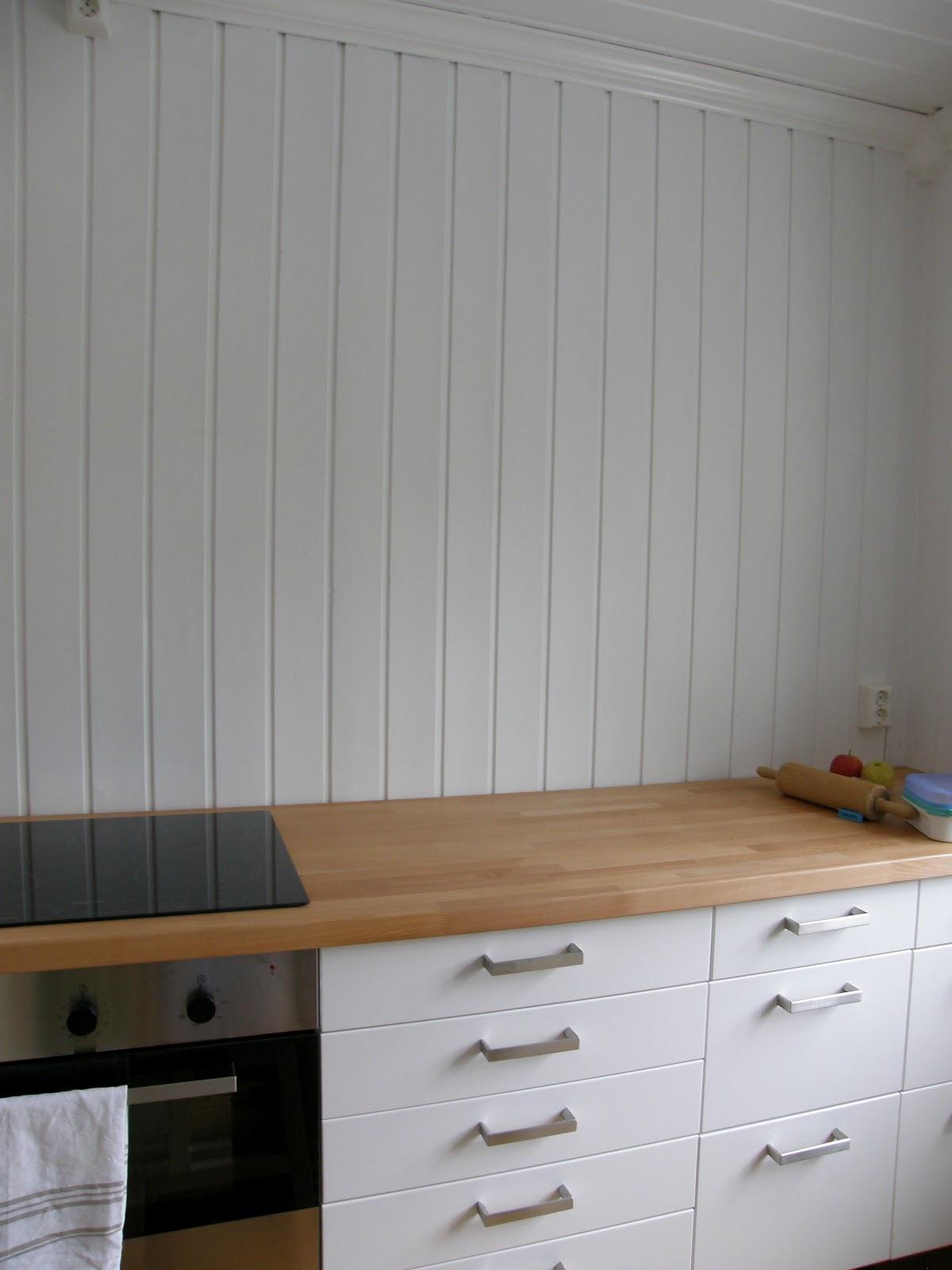 Et hageprosjekt: Snart nytt kjøkken!
