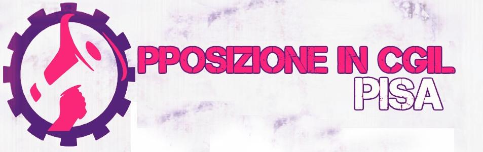 """Iscriviti al gruppo """"Opposizione in CGIL Pisa"""""""