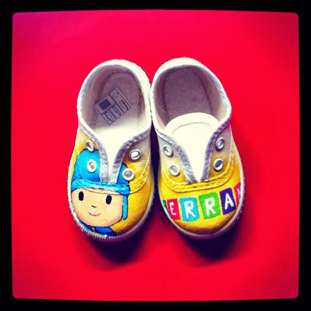 Zapatillas personalizadas Poco Yo