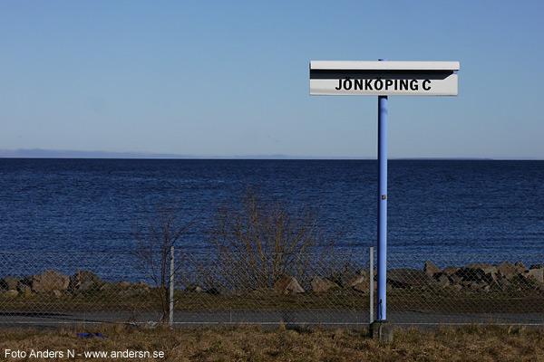 jönköping, vättern, jönköping C, järnvägsstation