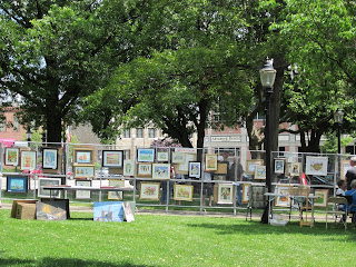 Norwood Art Association Art in the Park