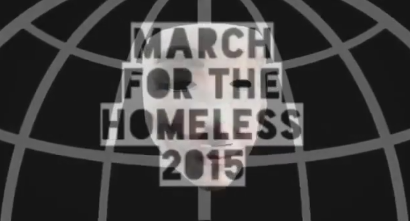 Anonymous March For The Homeless(Call Out) April 15th