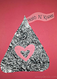 hugs n kisses hershey craft