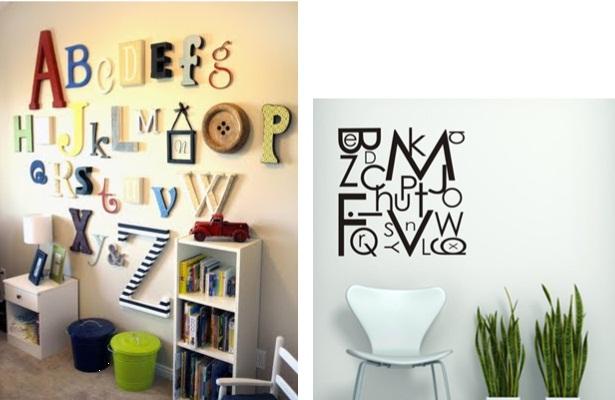 Lettere Di Legno Ikea : Lettere in legno da appendere al muro: letto: lettere di legno ikea