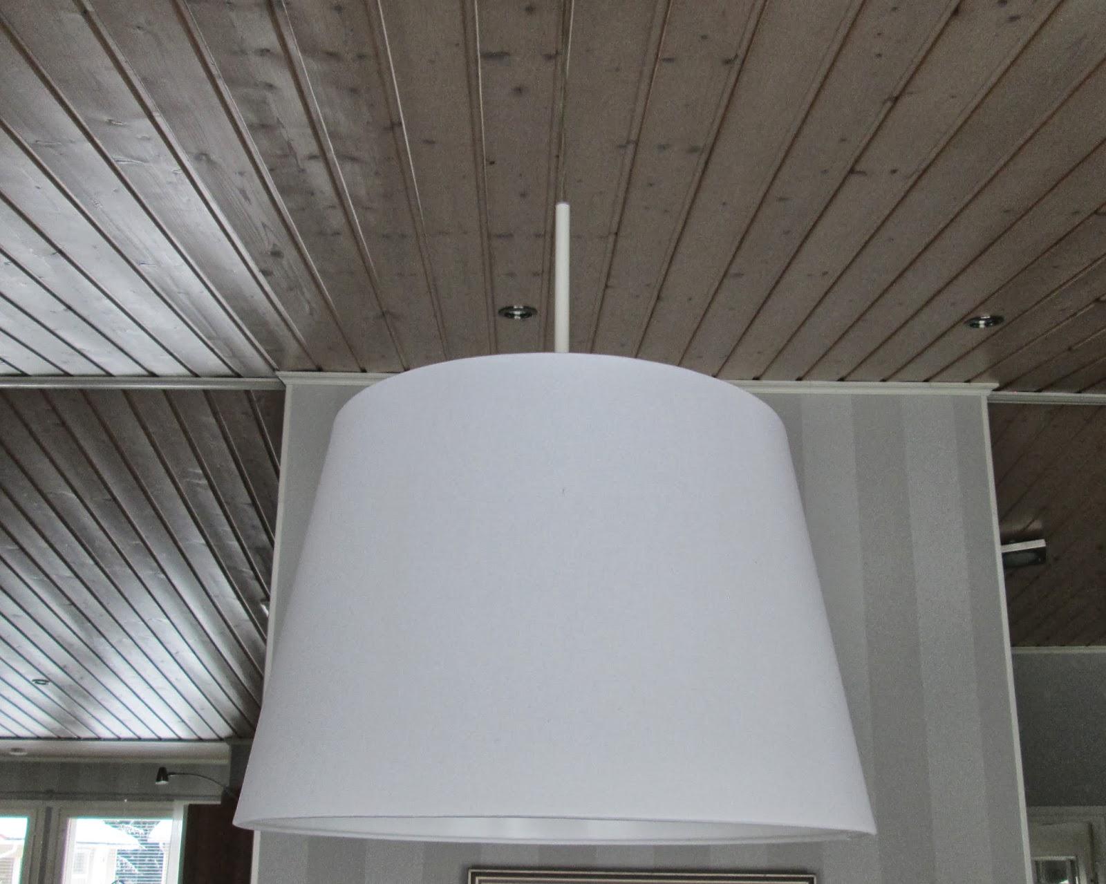 MadeInKoti Ikean valaisimet ja muutakin