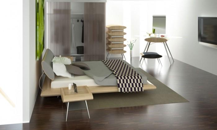 Habitaciones modernas y elegantes dormitorios con estilo - Dormitorios adultos ...