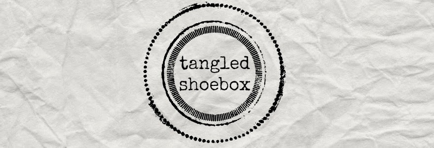 tangled shoebox