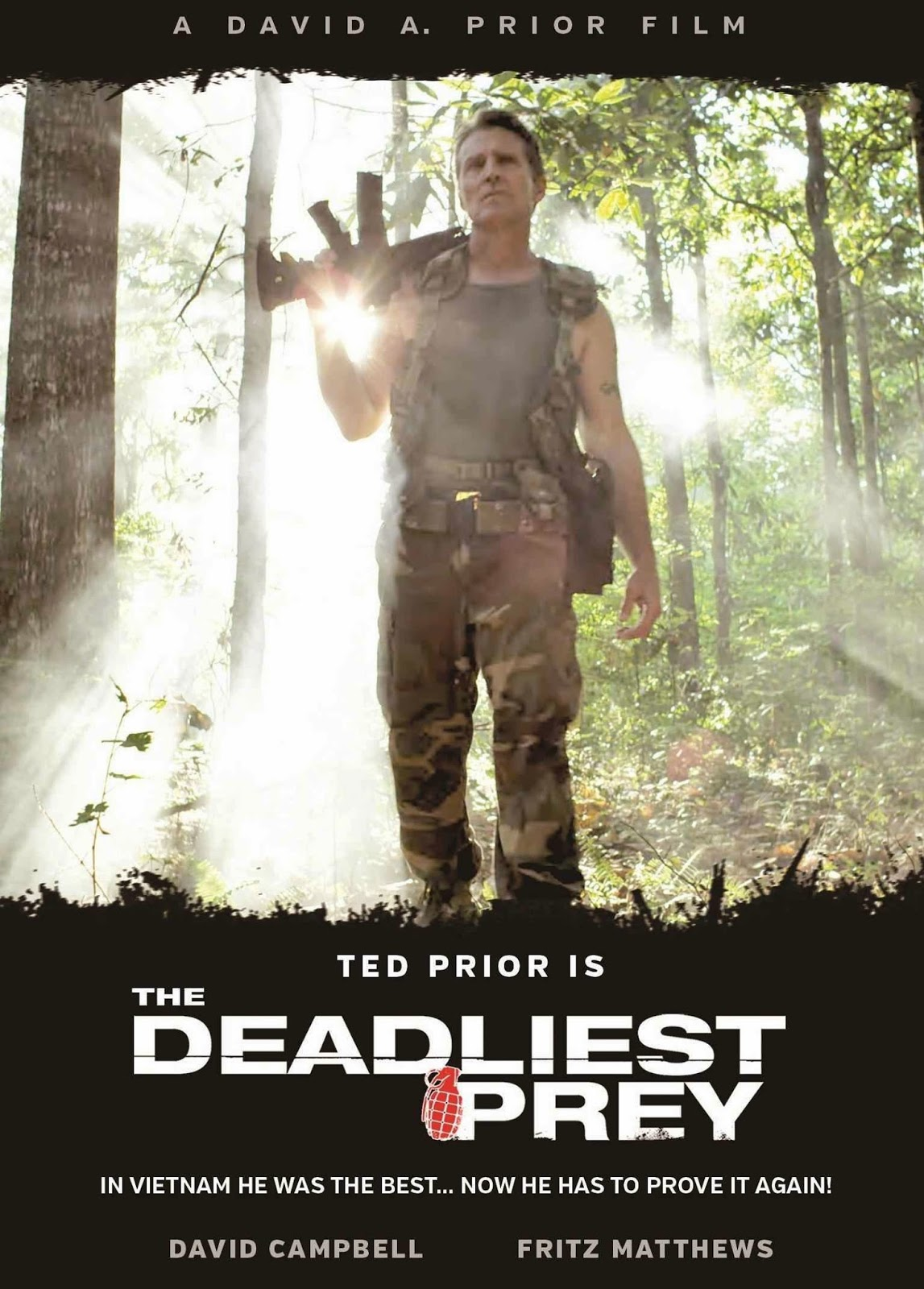 Deadliest Prey (2013)