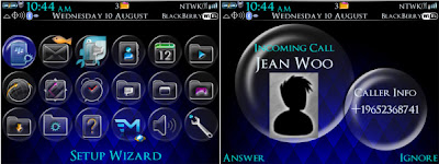 1 111029152011 1 Free Ocean Hunter blackberry themes
