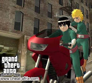 GTA San Andreas Shinobi World Free Download Games Full Version