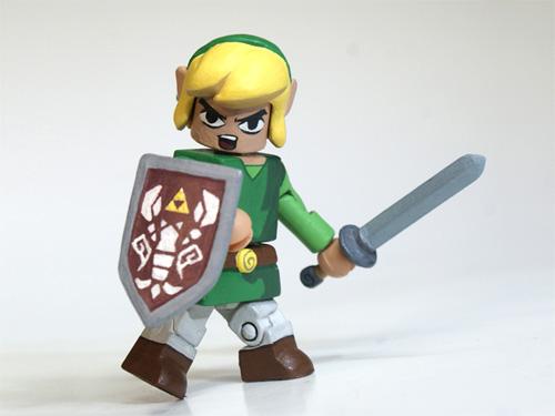 Zelda Link Minimate