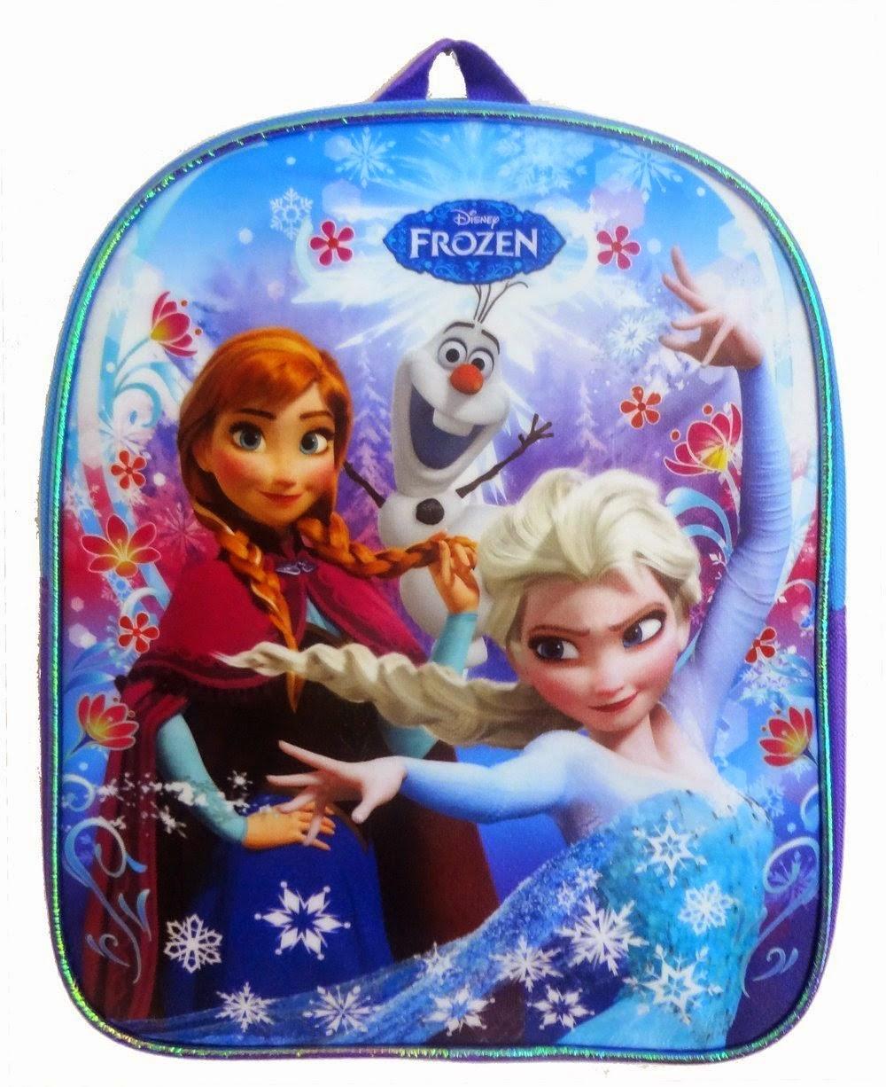 Bolsos y Mochilas con Personajes de Frozen