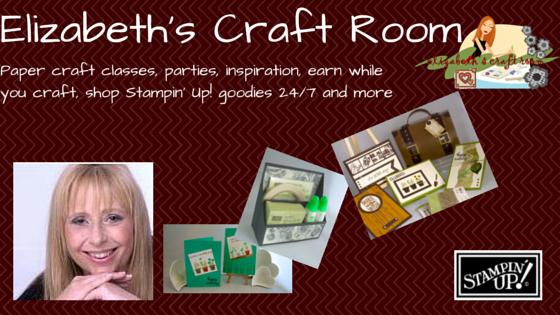 elizabeth's craft room