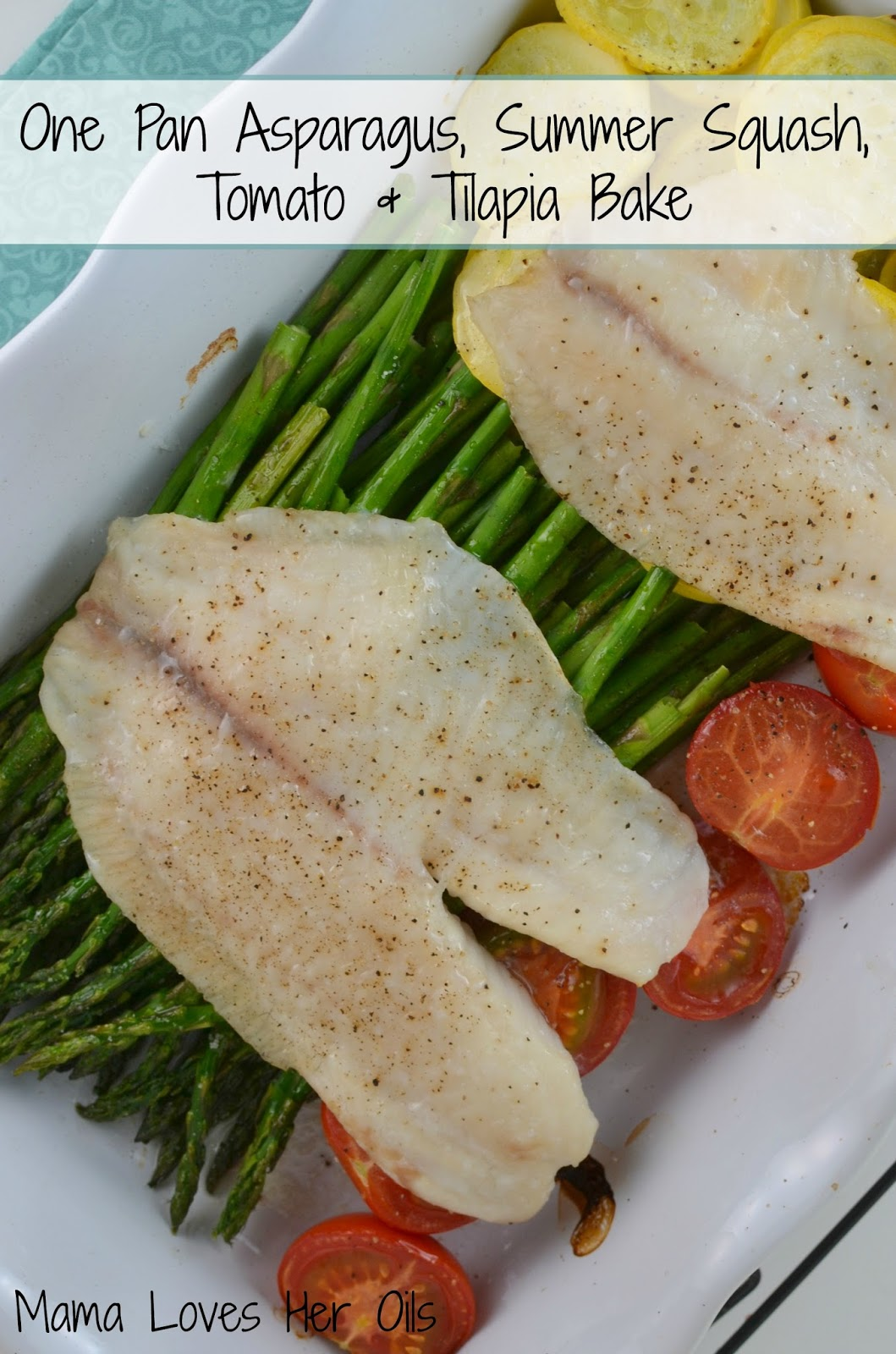 Tender Roasted Asparagus Recipe A Delicious And Healthy 30 Minute Meal!  This Meal Is Packed