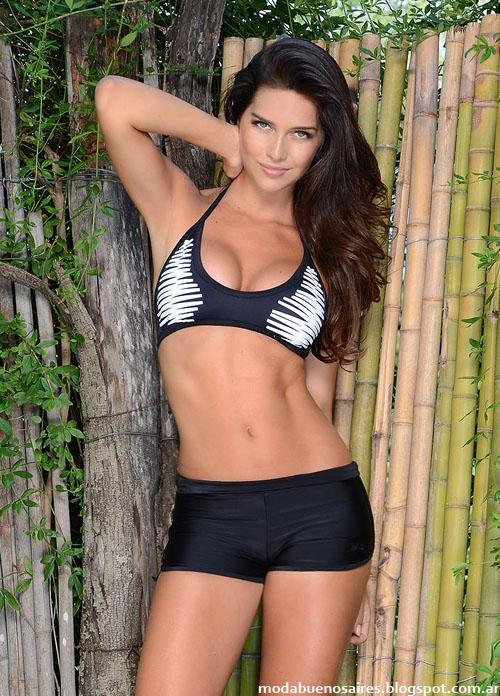 Bikinis con minoshorts 2014 KSI