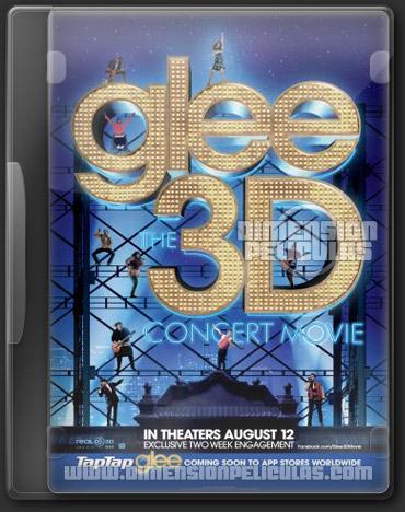 Glee: El Concierto (DVDRip Español Latino) (2011)