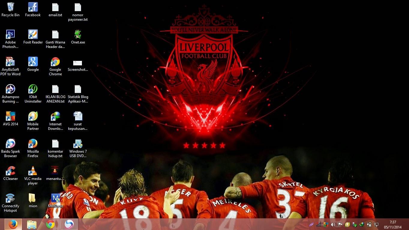 Liverpool Theme 2015