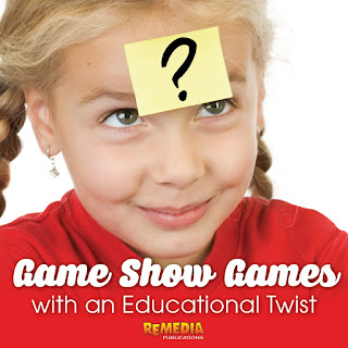 3 Game Show Games with an Educational Twist | Remedia Publications
