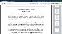 Yuk Download dan Baca Kode Etik Guru Indonesia