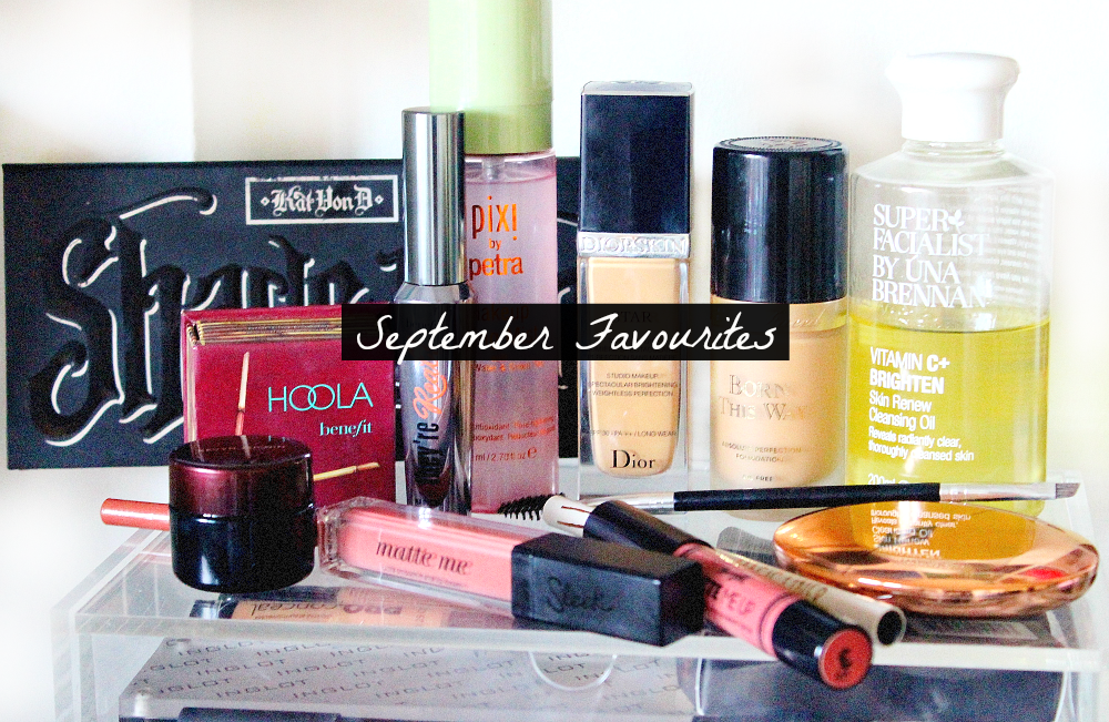 september beauty favourites the blushing giraffe
