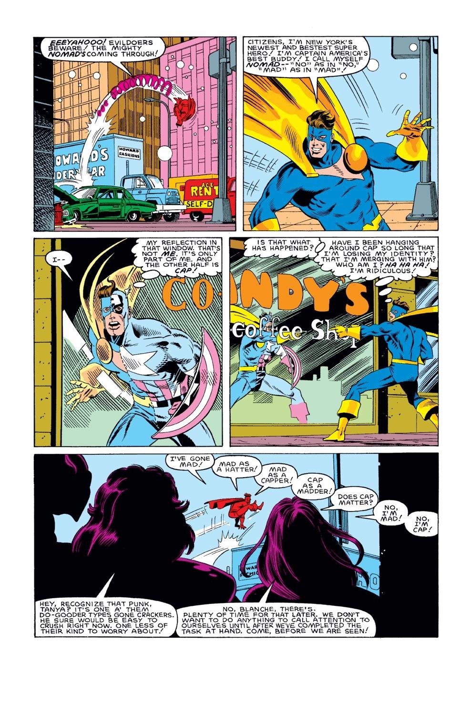 Captain America (1968) Issue #307 #235 - English 18