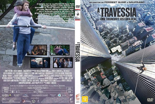 Capa DVD A Travessia