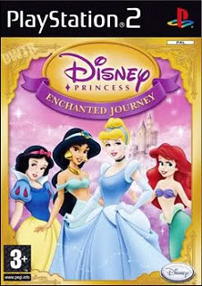 download Disney Princess Enchanted Journey PS2