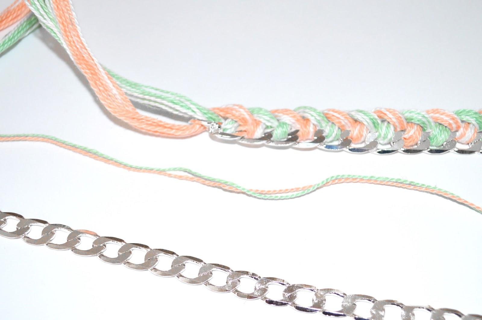 Gabulle in Wonderland: Tuto : le collier plastron