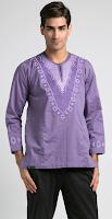 Busana Muslim dan Baju Koko