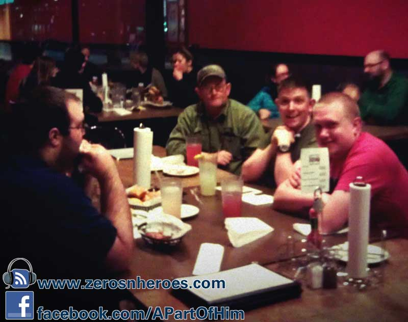 Zeros N' Heroes Trivia at Savannah's BBQ
