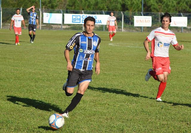 Grêmio Cachoeira começa a decidir a Copa Interligas 2015