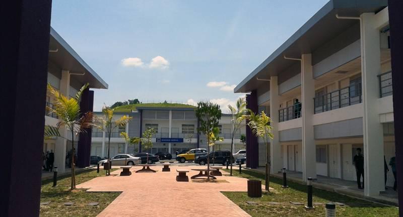 bangunan akademik