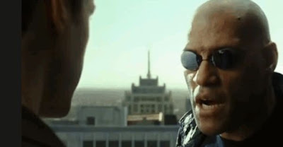 Matrix Morpheus Neo Keanu Reeves PT education PT's IAS Academy Sandeep Manudhane blog SM sir