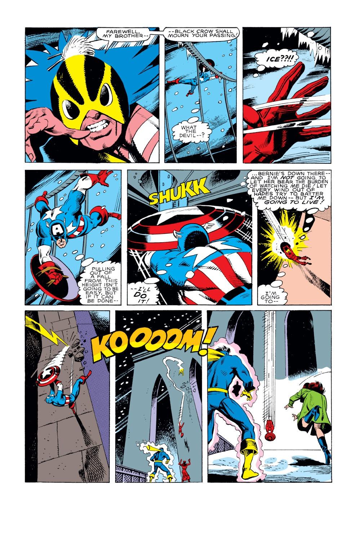Captain America (1968) Issue #292 #208 - English 21