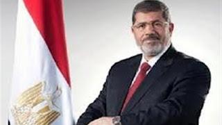 خطاب الرئيس مرسى فى عيد العمال