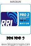 RRI Pro 2 97.7 MHz Madiun
