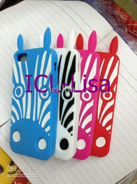 3d Zebra Iphone 5 Case1