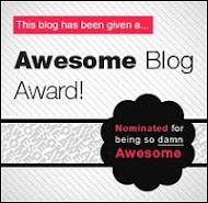 Awesome Blog Award