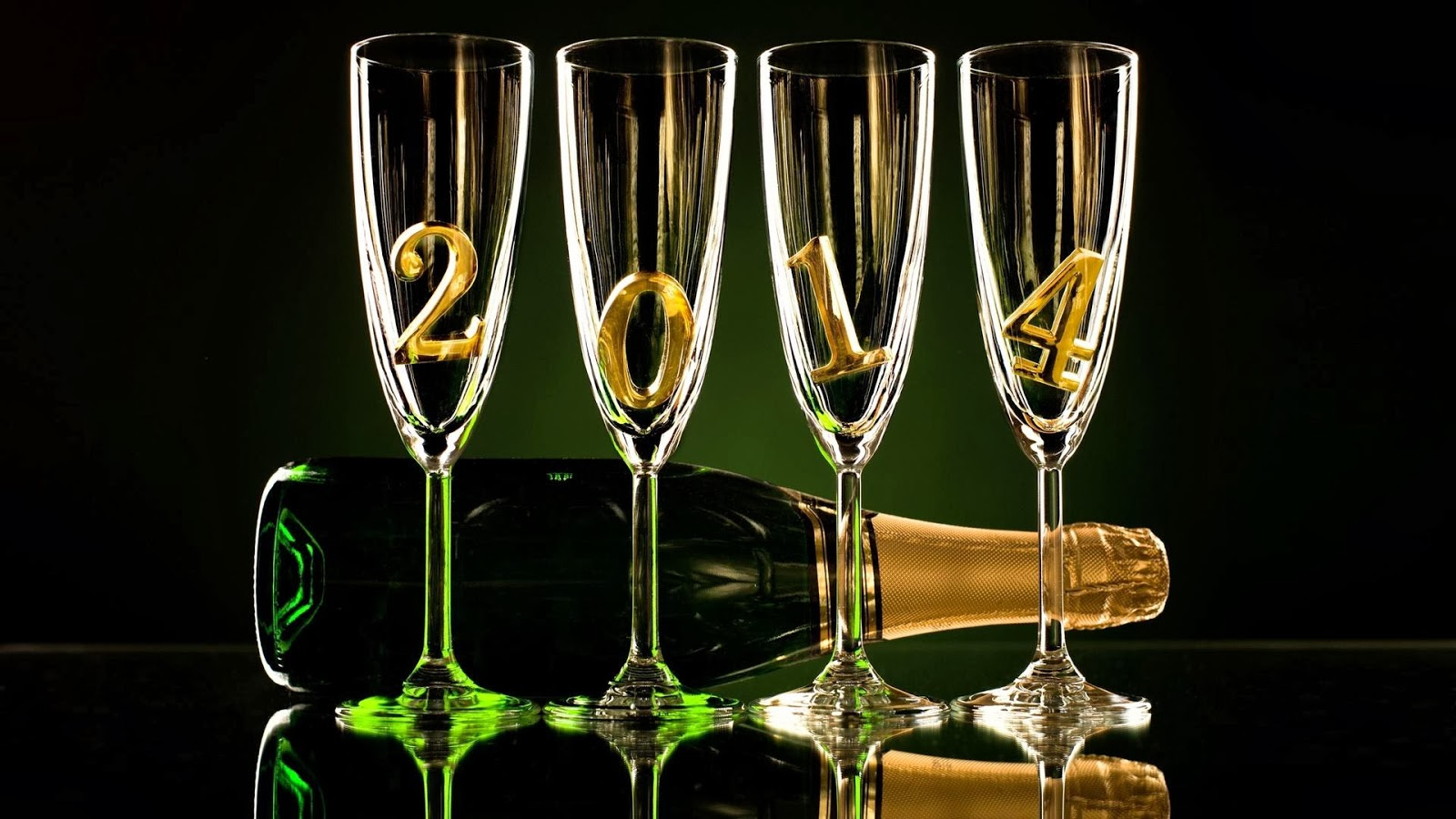 Happy New Year 2014 HD Wallpapers And Greetings