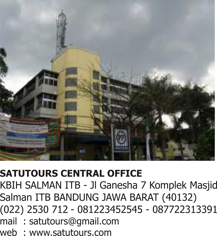 Program Private Umroh Sekeluarga di Bandung dan Jakarta