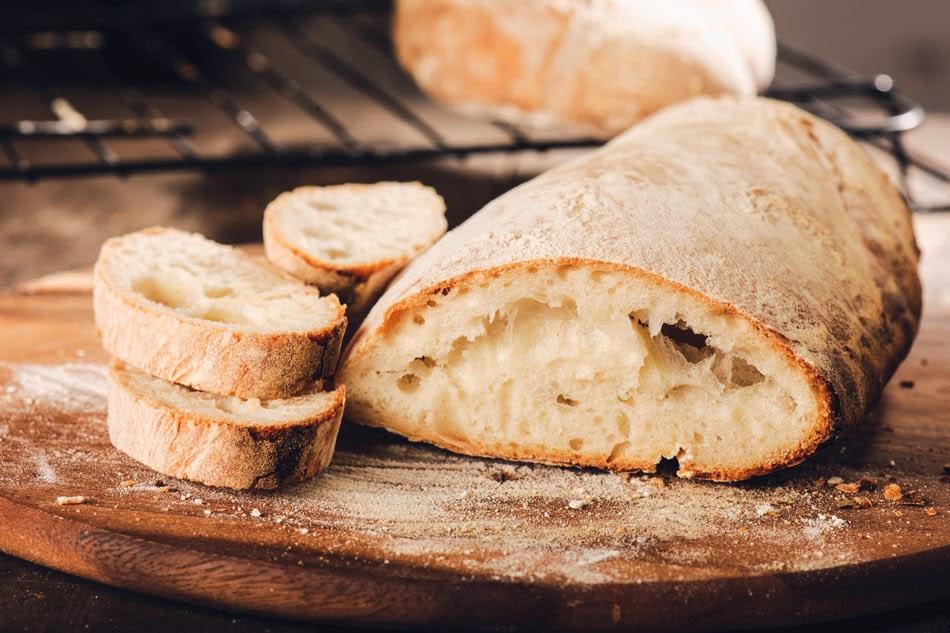 خبز تشيباتا
