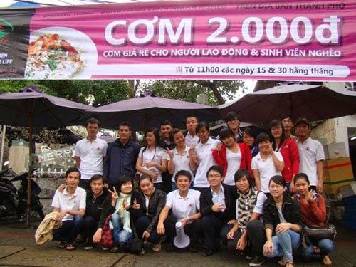 Com 2000 dong